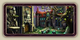 The Magic University